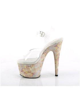 Bordello TEEZE-06GW High-Heels