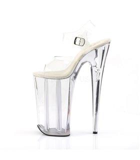 Extrem Heels BEYOND-008 - Klar/Klar