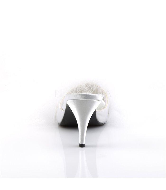 Marabu Pantolette AMOUR-03 - Weiß