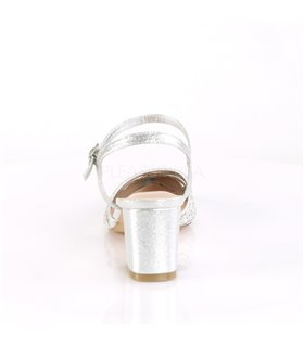 Fabulicious Sandaletten FAYE-06 silber