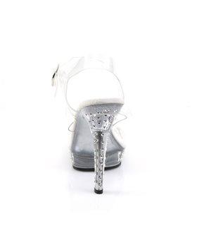 Sandalette LIP-108SDT  - Klar