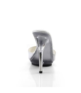 Pantolette POISE-501 - Weiß