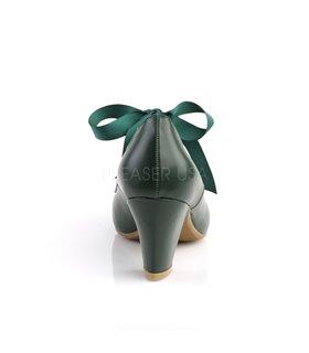 Pin Up Couture Pumps WIGGLE-32 Grün