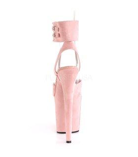 Extrem Plateau Heels FLAMINGO-891 - Baby Pink