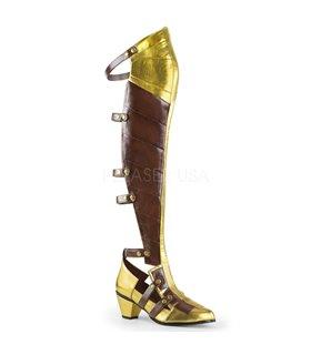 Funtasma Stiefel MAIDEN-8830 gold