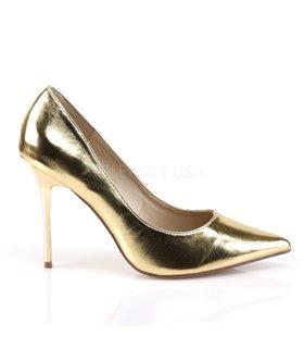 Stiletto Pumps CLASSIQUE-20 - PU Gold Metallic