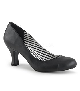 Pleaser Pumps JENNA-01 Schwarz