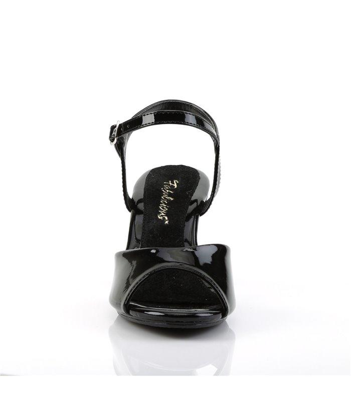 Sandalette BELLE-309 - Schwarz