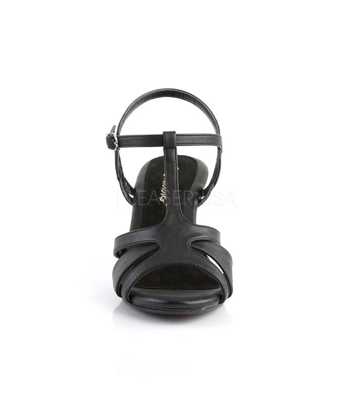 Sandalette BELLE-322 - Schwarz