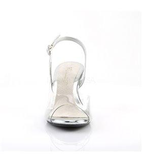 Fabulicious Sandaletten BELLE-350 Silber