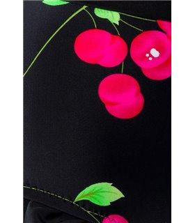 PLEASER ADORE-708UV Plateau Sandalette Neon Pink UV