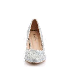 Kitten Heels DORIS-06 - Silber