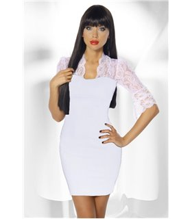 FABULICIOUS CLEARLY-430 Sandaletten Transparent