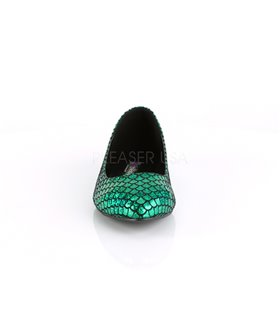 Funtasma Ballerinas MERMAID-21 grün