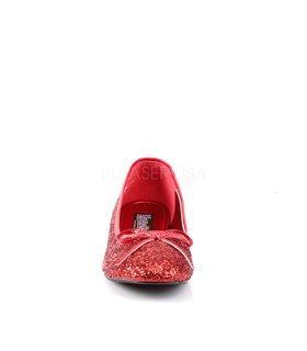 Funtasma Ballerinas STAR-16G Rot
