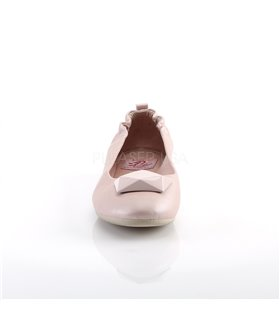 Pin Up Couture Ballerinas OLIVE-08 Pink