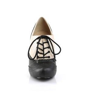 Sandaletten Pin Up Couture SIREN-09 grün