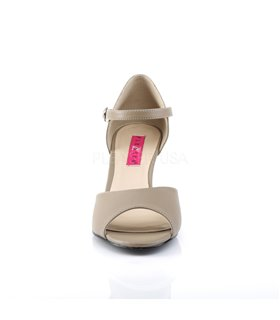 Wedges KIMBERLY-05 - PU Creme