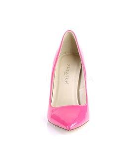 Stiletto Pumps CLASSIQUE-20 - Lack Hot Pink