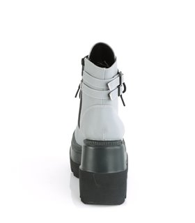 FABULICIOUS LIP-108RS Glasklare Sandalette