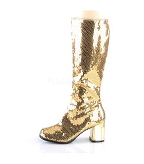Stiefel SPECTACUL-300SQ - Gold