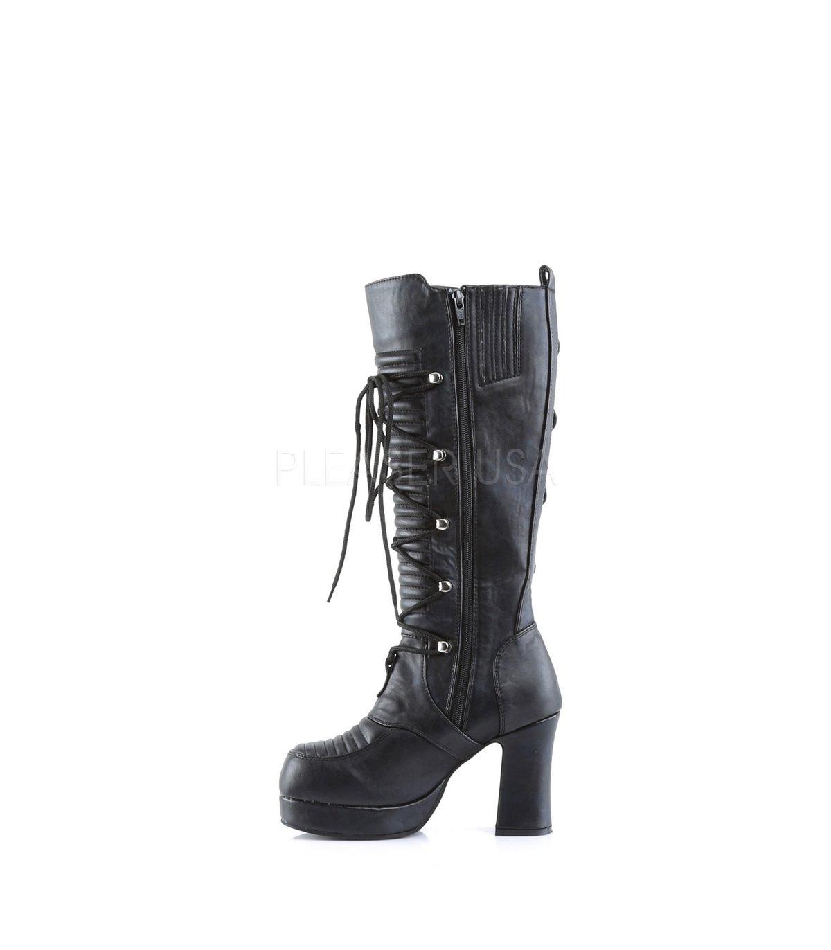 809829a1513fb Plateau Stiefel Demonia gothika-200 online kaufen