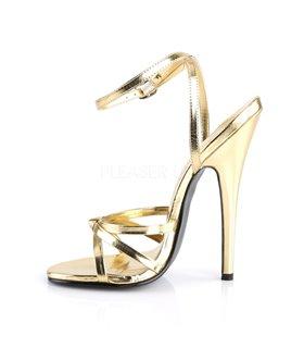 Extrem High Heels DOMINA-108 - Gold