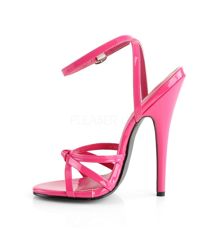 Extrem High Heels DOMINA-108 - Hot Pink