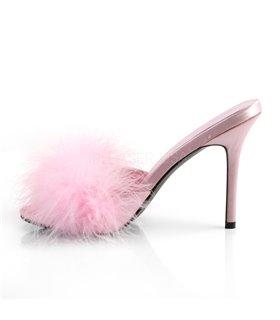Marabu Pantolette CLASSIQUE-01F - Baby Pink