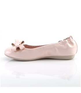Pin Up Couture Ballerinas OLIVE-03 Pink