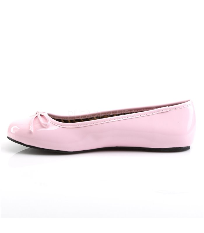 Pleaser Ballerinas Pleaser Pink Label ANNA-01 pink